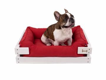 Лежанку для собак фото