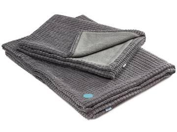 Плед blanket gray фото