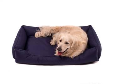 Лежак для лабрадора влагостойкий blue без деревянного каркаса по цене 0 грн.