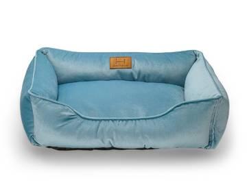 Лежак dreamer velur blue без деревянного каркаса по цене 0 грн.