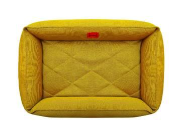 Лежак для собаки sofa mustard без деревянного каркаса по цене 0 грн.