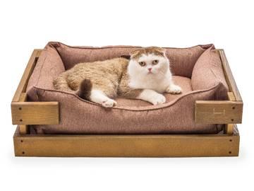 Мягкое место для кота фото