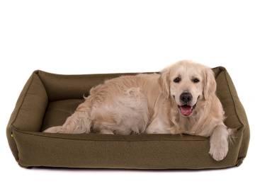 Лежак для большых собак sale sofa olive size xxl (120*80) без деревянного каркаса по цене 0 грн.