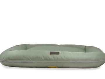 Двухсторонний лежак-понтон lounger khaki waterproof фото