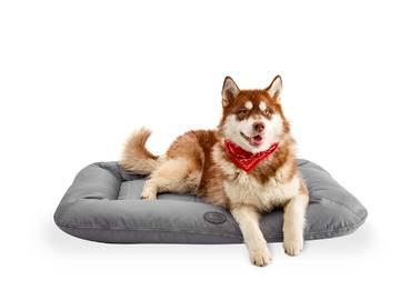 Двухсторонний лежак-понтон lounger gray waterproof без деревянного каркаса по цене 0 грн.