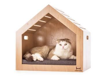 Домики для котов фото