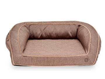 Диван для собак sleeper brown фото
